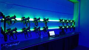 Laserforge Delmenhorst Equipment